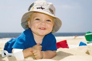 Babys und Kleinkinder sind besonders zu schützen